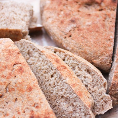 Crock Pot Wheat Bread