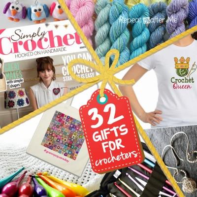32 Gift Ideas for Crocheters