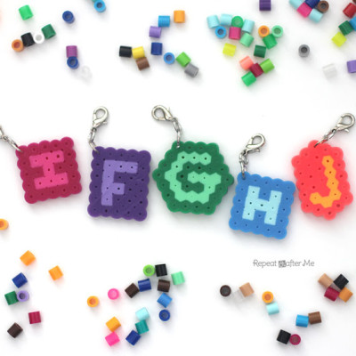 Perler Bead Stitch Markers