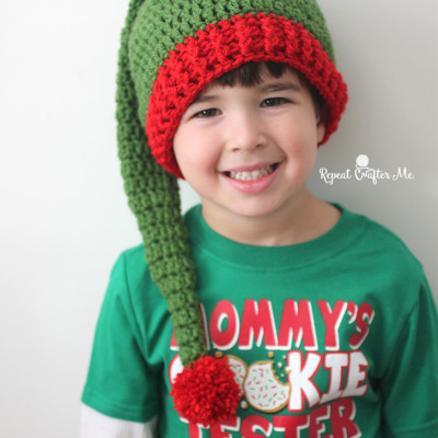 Crochet Elf Hat Pattern