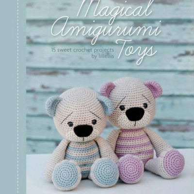 Magical Amigurumi Toys Book Review and Giveaway
