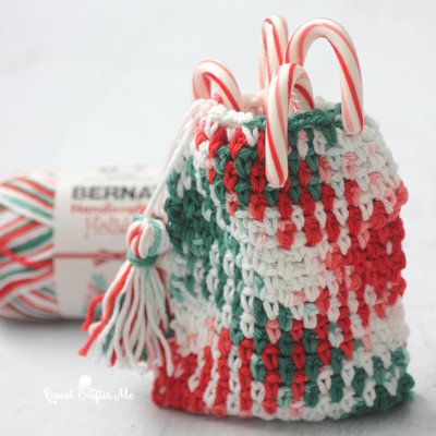 Crochet Planned Pooling Pouch