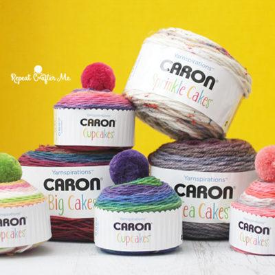 Introducing Caron Cake Shop Yarn!