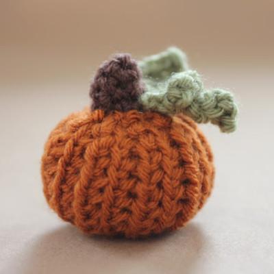 Teeny Tiny Crochet Pumpkin Pattern