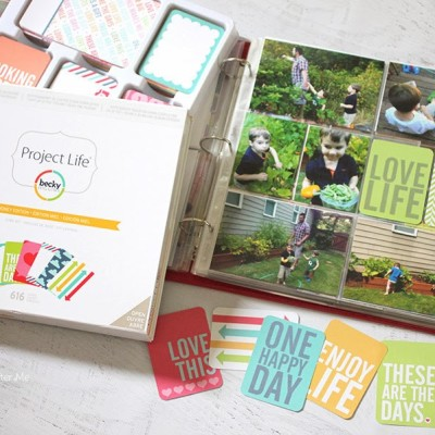 Scrapbooking Made Easy with Project Life®