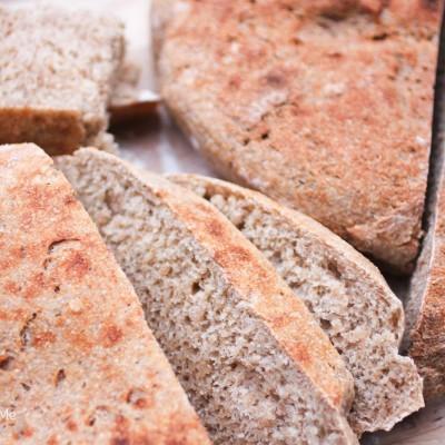 Crock Pot Wheat Bread
