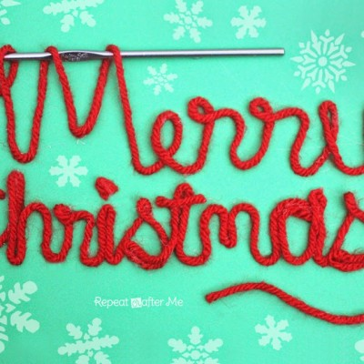 Merry Christmas Crafters, Crocheters, and Yarn Lovers!