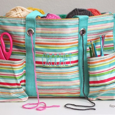 Crochet Tote Giveaway!