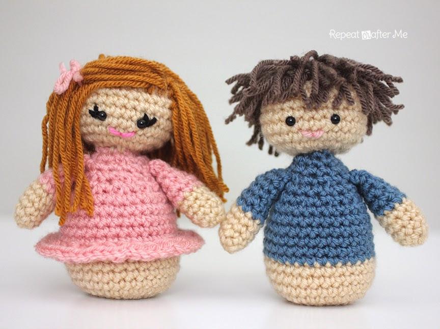 crochet one piece doll – AmigurumiBB | 646x864