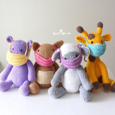 Crochet COVID Masks