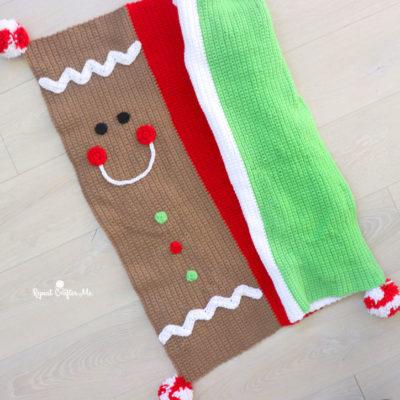 Christmas Characters CAL – Gingerbread Bonus Design