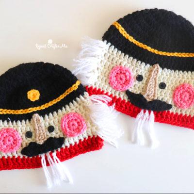 Crochet Nutcracker Hat