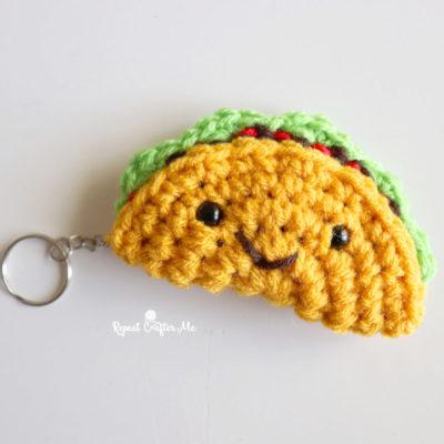 Crochet Tiny Taco