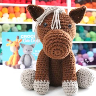 Crochet Cute Critters Horse
