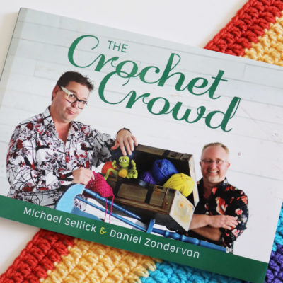 The Crochet Crowd Book!