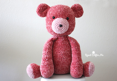 How To Make Heart Legs For Valentine Teddy - YouTube | 333x480